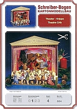 Theater kerststal
