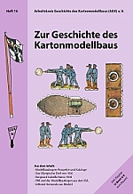 Geschichte des Kartonmodellbaus, Heft 16