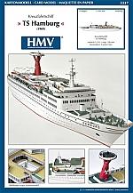 Cruiseschip TS Hamburg