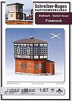 Stellwerk Poseneck