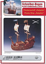 Piratenschip Delphin