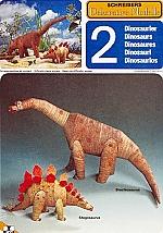 Twee Dinosauriërs