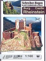 Burg Rheinstein 1:160