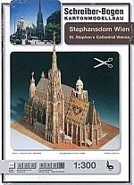 Stephansdom Wien 1:300