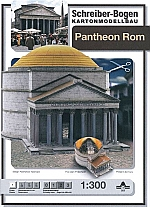 Pantheon Rome 1:300