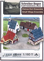 Klein dorp