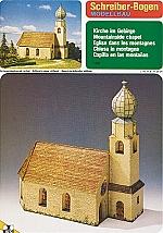 Kerk in de bergen
