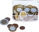 Euromunten assortiment in box