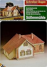 Materiaal station Süßenmühle