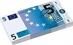 Euro biljetten 5 euro