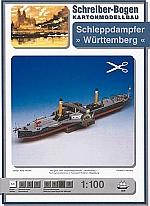 Stoomsleepboot Württemberg