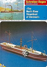The North River Steamboat of Clermont