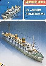 Nieuw Amsterdam 1:400