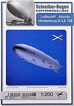 Luchtschip Hindenburg LZ-129