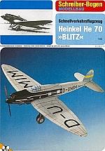Heinkel He 70 Blitz