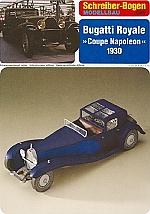Bugatti Royale Coupé Napoléon 1930