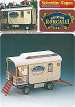 Roncalli Circuswagen