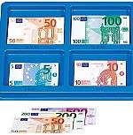 Euro box papiergeld