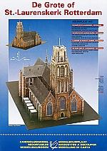 De Grote of Sint Laurenskerk Rotterdam