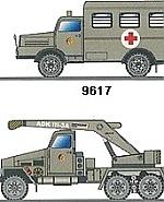 MDK Verlag Militaire voertuigen