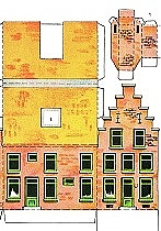 Trapgevelhuis