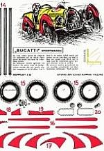 Bugatti sportwagen 1935