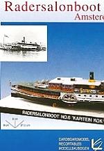 Radersalonboot Kapitein Kok