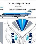 Douglas DC-9 KLM