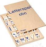 Letterspel abc
