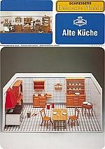 Alte Küche Mini Mundus