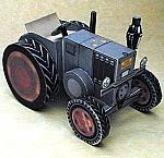 Lanz Bulldog tractor