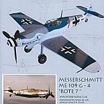Messerschmitt BF 109 G-4 Rote 7