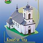 Sint Vitus kerk in het Boheemse Libchavy