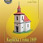 Kapel Cihak uit 1849 van het Klooster in Orlici