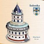 Jachtslot Humprecht bij Sobotka