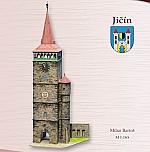 Stadstoren Valdicka in Jicin