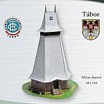 Uitkijktoren bij Tábor