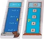 Magnetische rekenkist kaarten tot 10