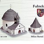 Kapellen Sint. Rochus en Sint. Sebastian in Fulnek