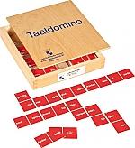 Taaldomino spelling