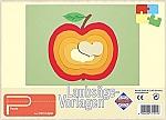 Figuurzaag voorbeeld appel
