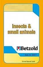 Insects & small ani-mals Magische hoed