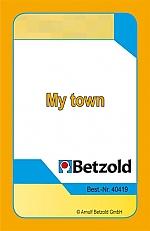 My town - kaartenset voor Magische hoed