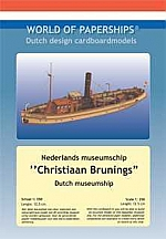 Museumschip Christiaan Brunings