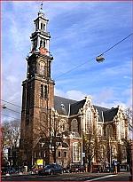 De Westertoren met kerk