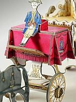 De gouden koets - Piet design