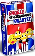 Engels spreekwoorden kwartet