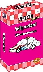 Veilig verkeer! Quiz it! Junior