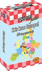 Kris kras Europa! Quiz it! Junior
