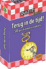 Terug in de tijd! Quiz it! Junior